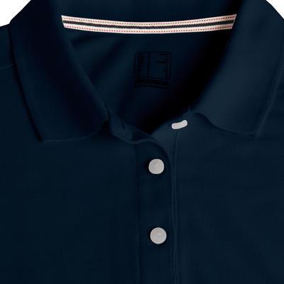 Women's Golf Polo Shirt - Navy Blue