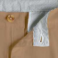 SHORT GOLF HOMME BEIGE