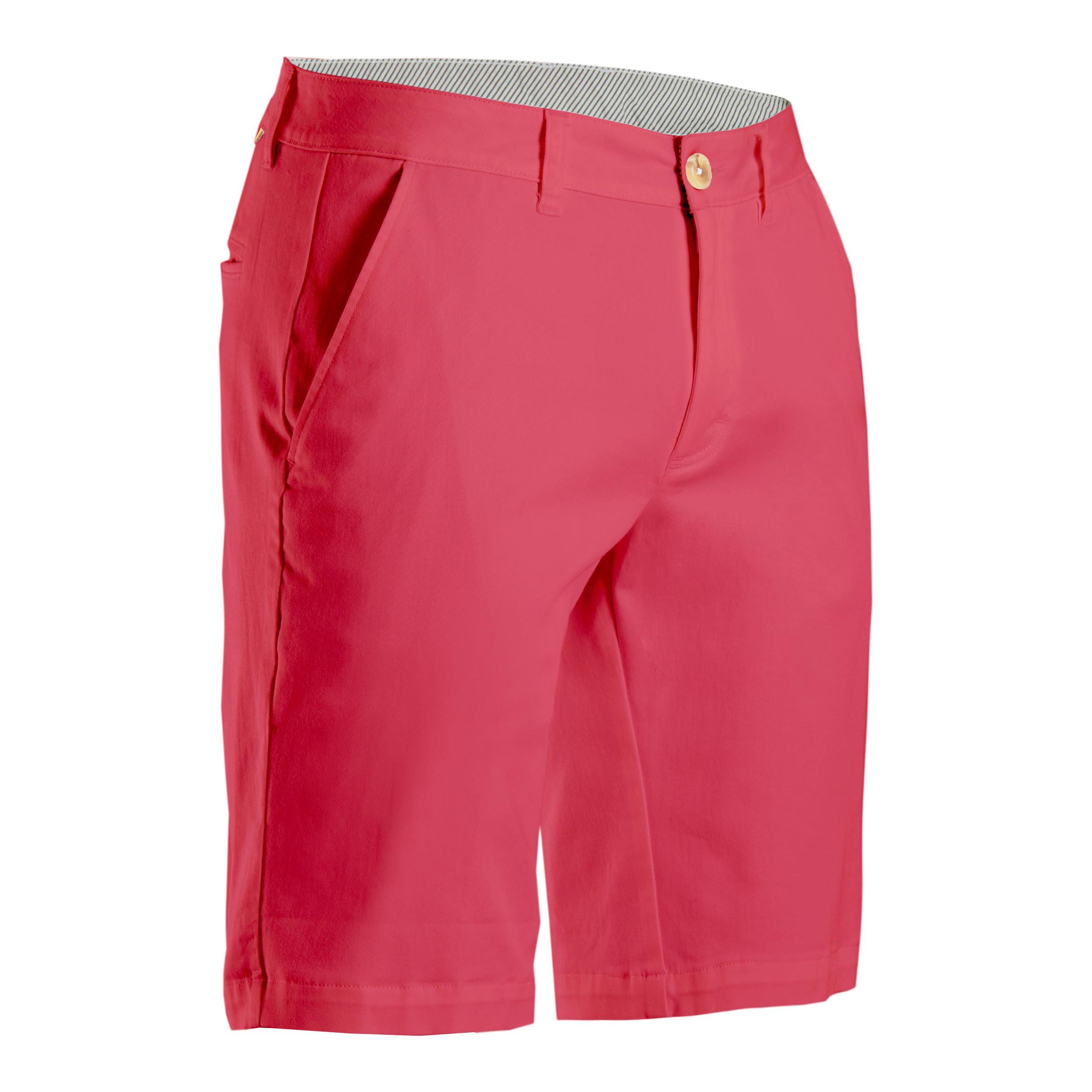 Bermude Golf Roz Bărbați imagine