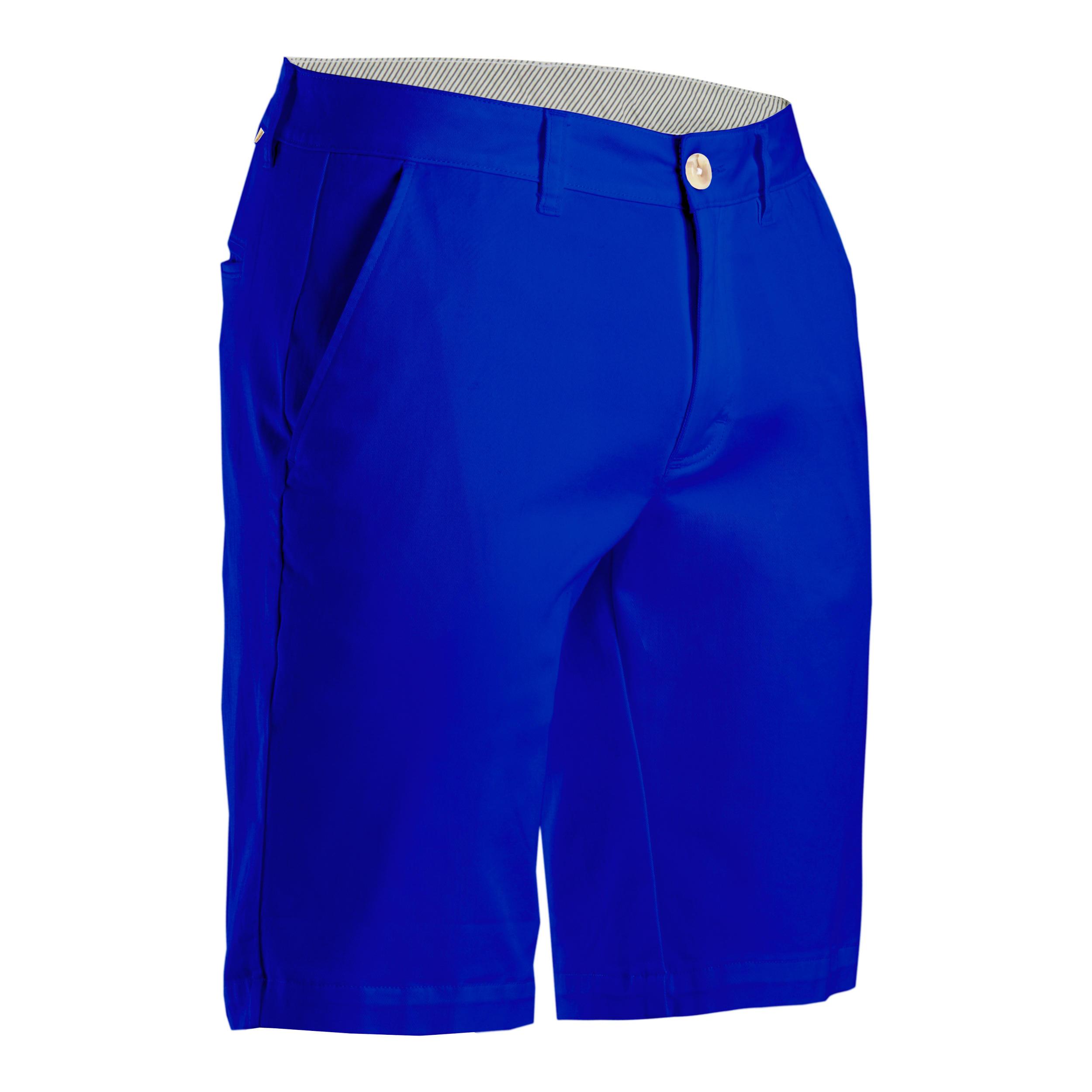 Bermude Golf Albastru Bărbați imagine