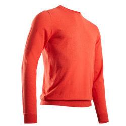 Camisola de Golf MW500 Homem Coral mesclado