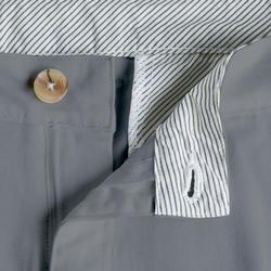 男款溫和氣候高爾夫短褲-灰色