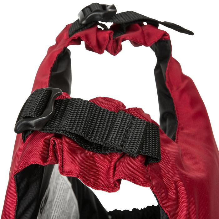 GILET AIDE A LA FLOTABILITE EASY 50N ROUGE dériveur kayak stand up paddle