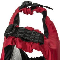 Zwemvest 50N rood voor zwaardboot, kajak, SUP RTM