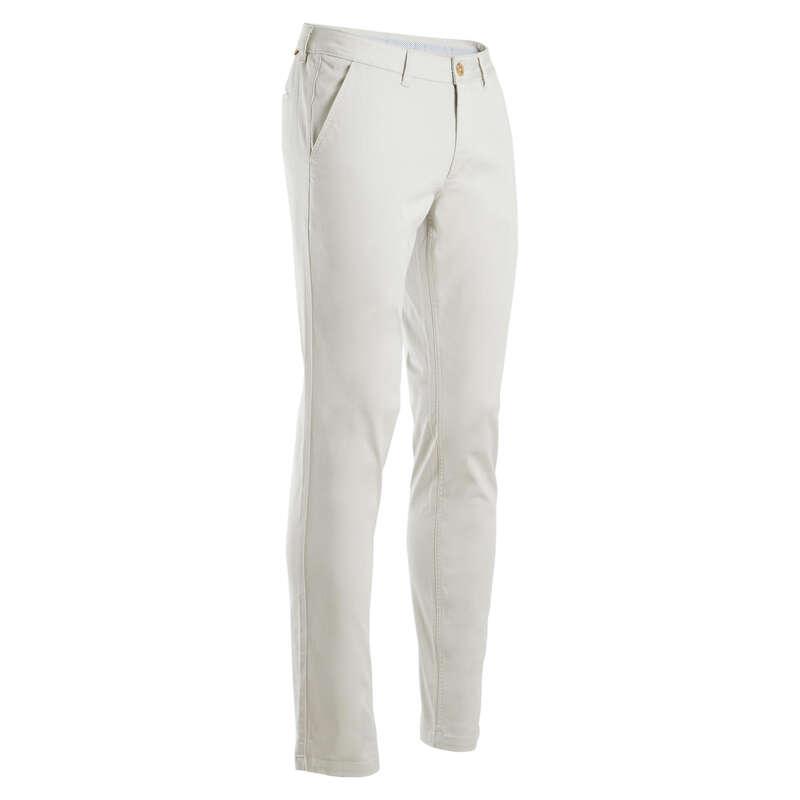 [EN] MEN GOLF TROUSERS MILD WEATHER Imbracaminte - Pantalon Golf Alb Bărbați INESIS - Pantaloni