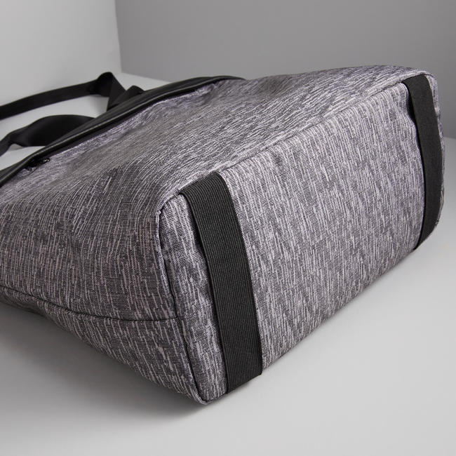 Women Fitness Side Bag 20L - Grey
