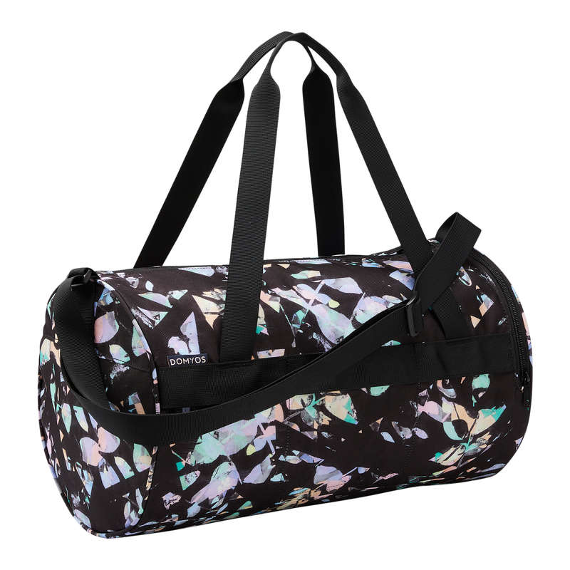 FITNESS CARDIO BAGS, ACCESS ALL LEVEL Fitness and Gym - Fitness Bag 20L DOMYOS - Fitness and Gym