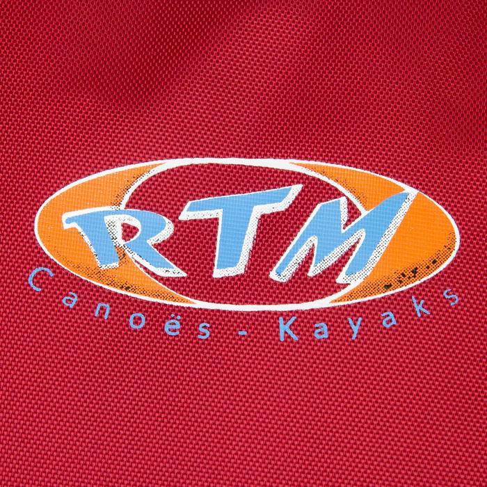 Chaleco Ayuda a la Flotación Kayak Stand Up Paddle Rotomod EASY 50N Rojo
