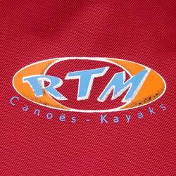 GILET AIDE A LA FLOTABILITE EASY 50N ROUGE dériveur kayak stand up paddle RTM