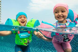 香港3個好玩的親子游泳池推薦