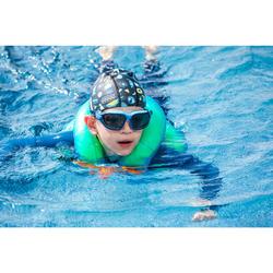 游泳充氣式背心18-30 kg-粉紅色