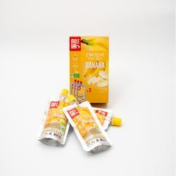 Banana Organic Puree x3