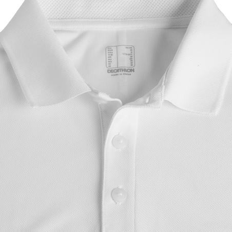 POLO DE GOLF POUR HOMME LIGHT BLANC