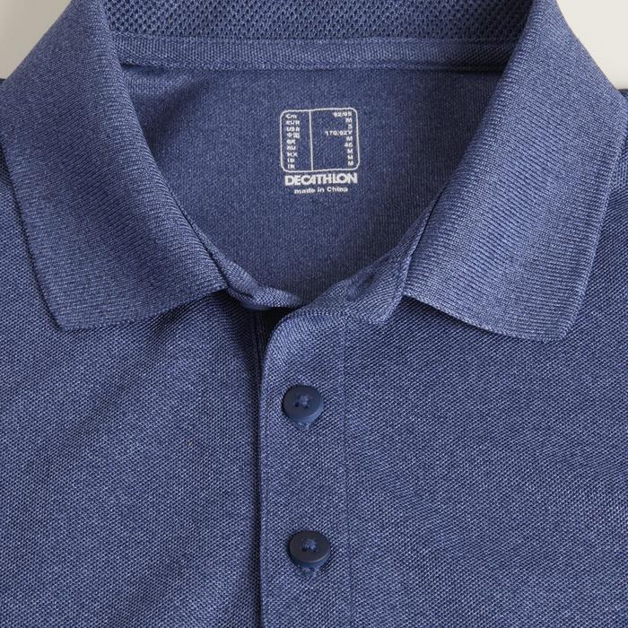 Men's Golf Polo Shirt - Light Blue
