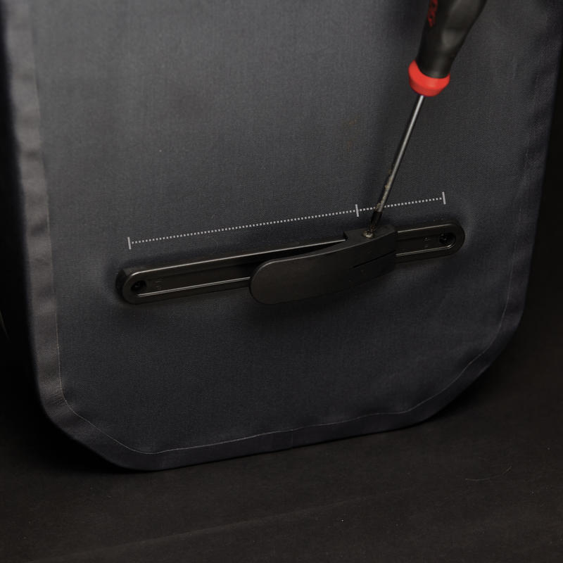 1x25L Bike Bag 900 Kompaktrail