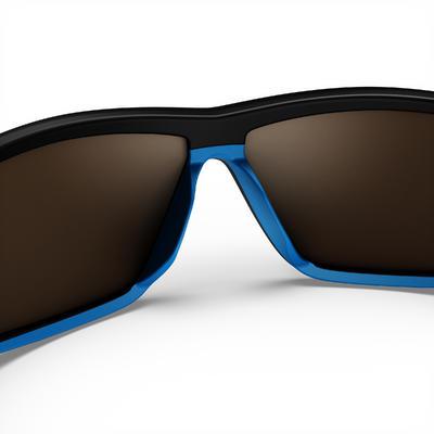 Gafas De Sol De Montaña Y Trekking Quechua MH570 Categoría 4 Adulto Negro