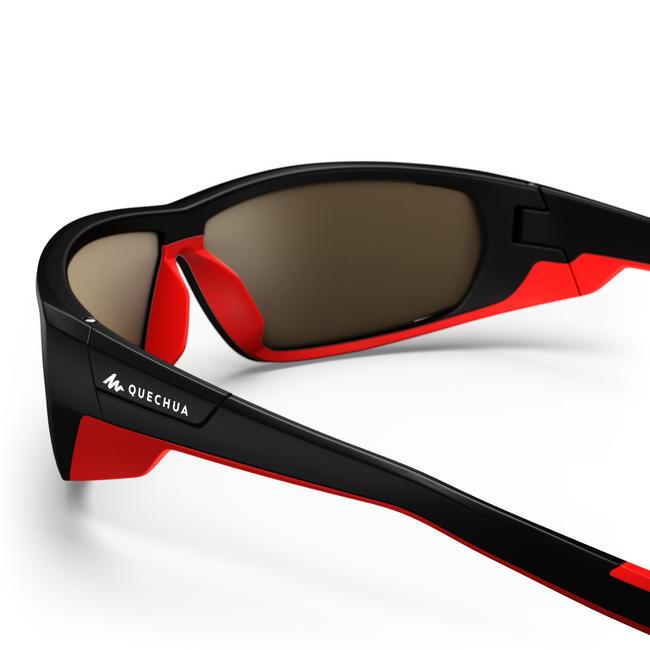 Sunglasses MH570 Cat 4 (Polarised) - Black/Red