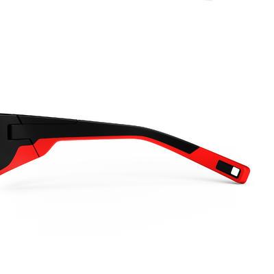 משקפי שמש לטיולים דגם MH570 - עם עדשות מקוטבות קטגוריה 4 למבוגרים