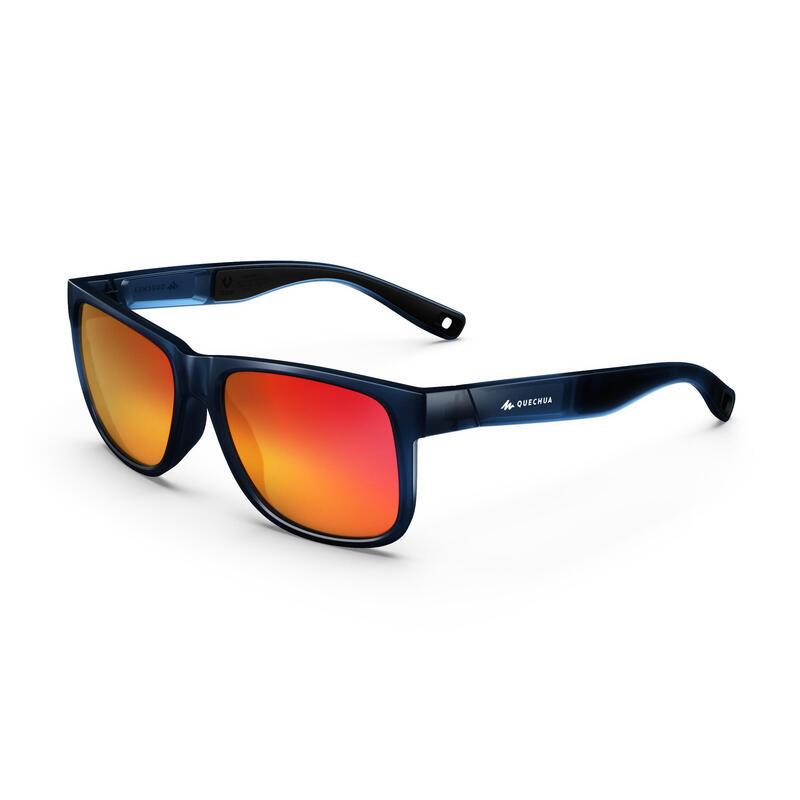 Zonnebril voor wandelen volwassenen MH140 categorie 3