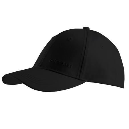 Gorra para adulto. Negro.