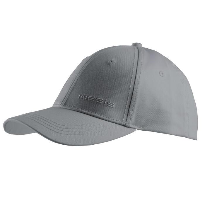 Golfpet voor volwassenen grijs