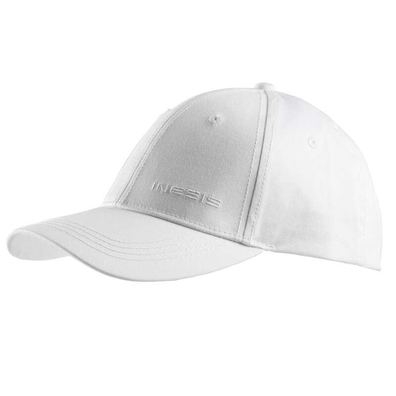 ABBIGLIAMENTO GOLF UOMO TEMPO MITE Golf - Cappellino golf adulto bianco INESIS - Golf