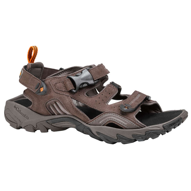 MEN HIKING SANDALS/SHOES WARM WEAT Hiking - Ridge Venture Sandals – Brown COLUMBIA - Outdoor Shoes