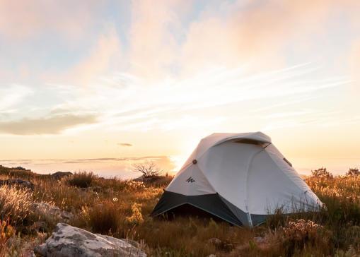 tente 2 seconds easy la revolution continue randonnee camping quechua