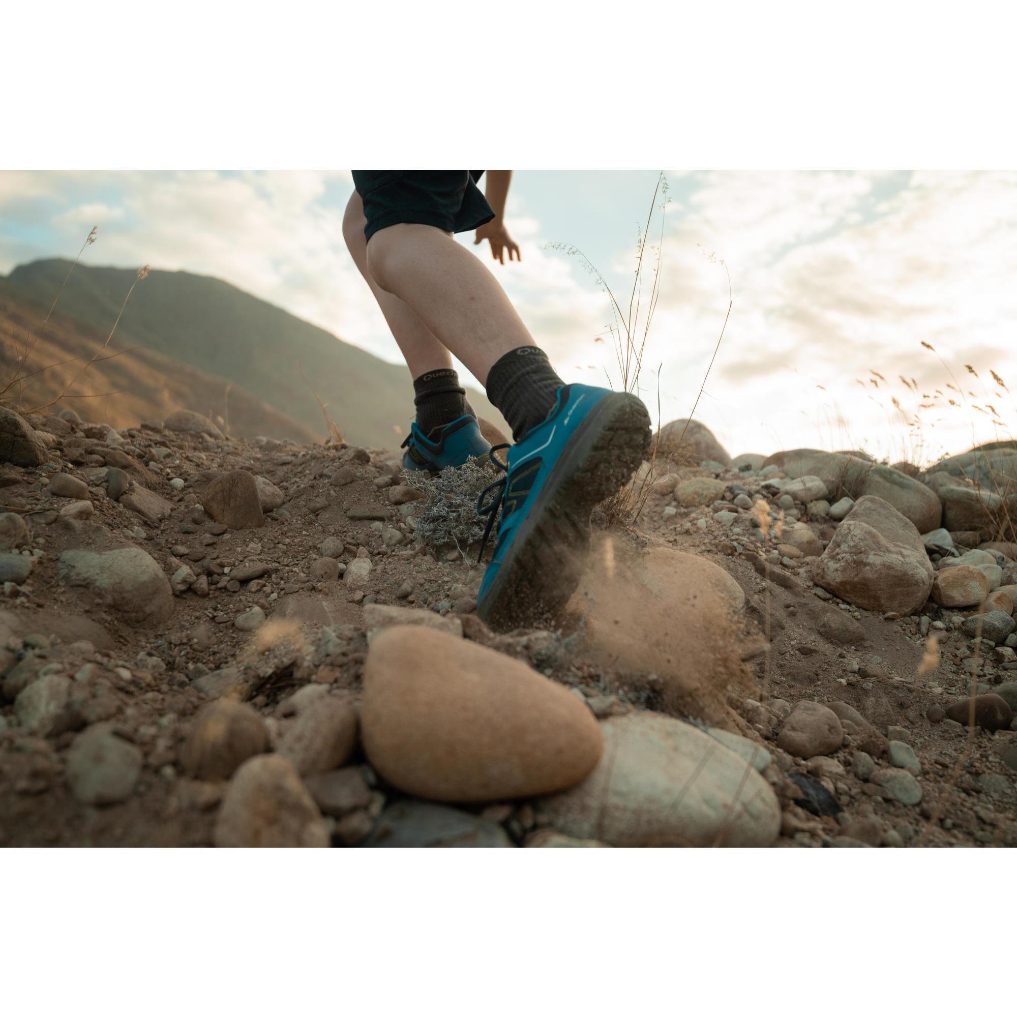 Garçons Enfants Été Randonnée Marche Trail Sandales-bleu gris marron Taille 2 3 4 5 6