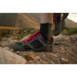 Chaussures de randonnée enfant MH100 JR roses 22-38