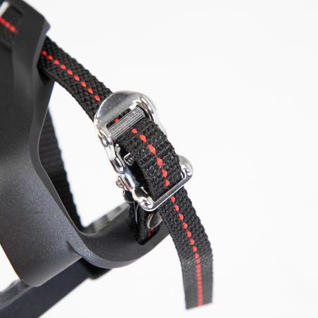 Universal bike toe clips