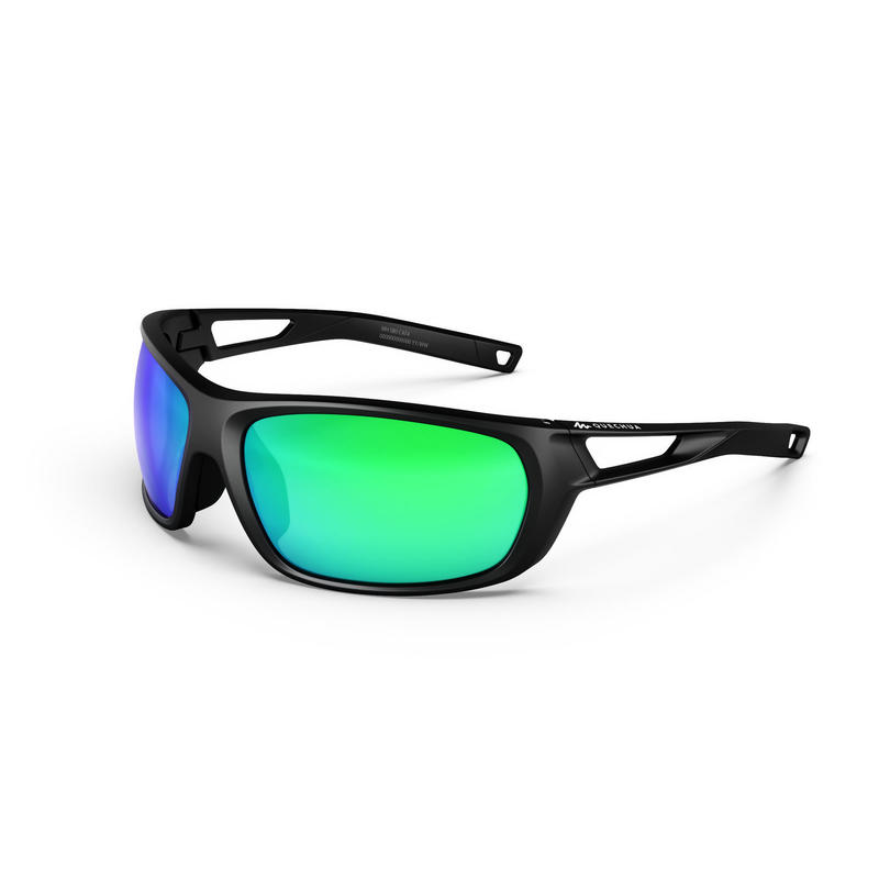 Gafas de Sol senderismo Adulto Montaña y Senderismo MH580 Categoría 4