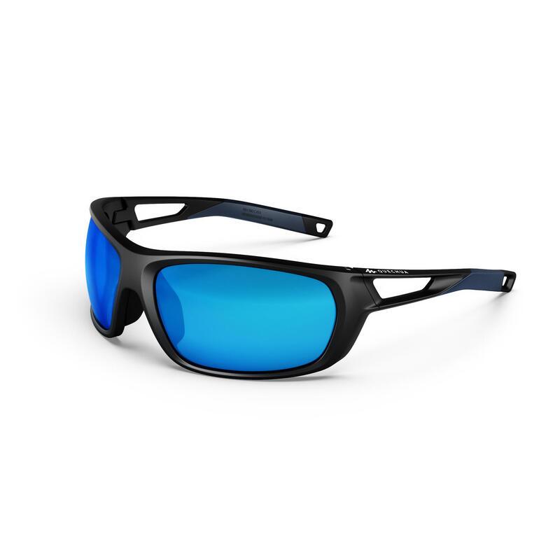 Gafas de Sol Polarizadas Adulto Montaña y Senderismo MH580 Categoría 4