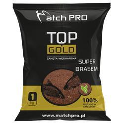 Zanęta TOP GOLD SUPER BRASEM 1 KG