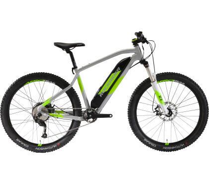 Bicicleta de BTT elétrica ROCKRIDER e-ST 520