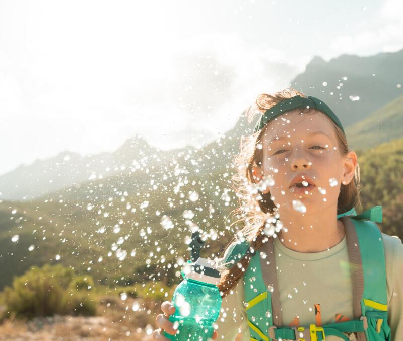 les conseils quechua pour rendre la gourde ludique en rando