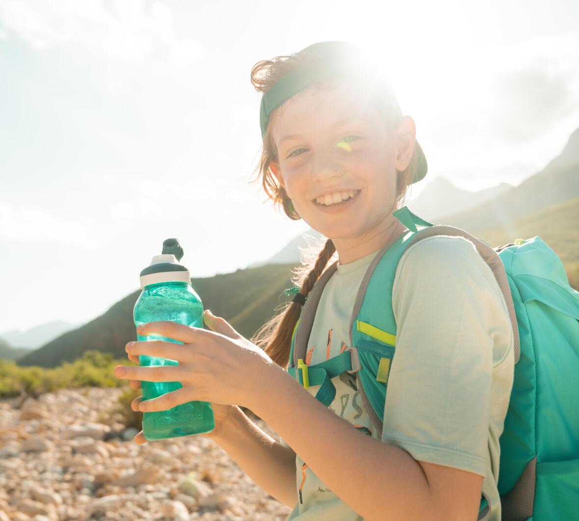 Comment bien s'hydrater en randonnée ?