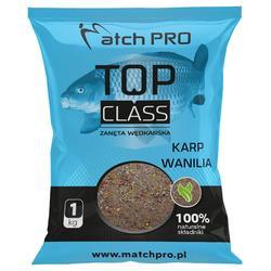 Zanęta TOP CLASS KARP WANILIA 1 KG