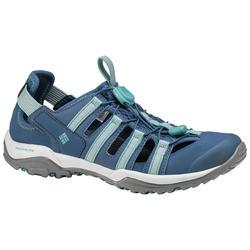 Zapatillas senderismo naturaleza - Supervent II - Mujer