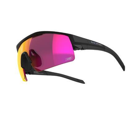 משקפי רכיבה למבוגרים עדשה צבעונית - קטגוריה 3