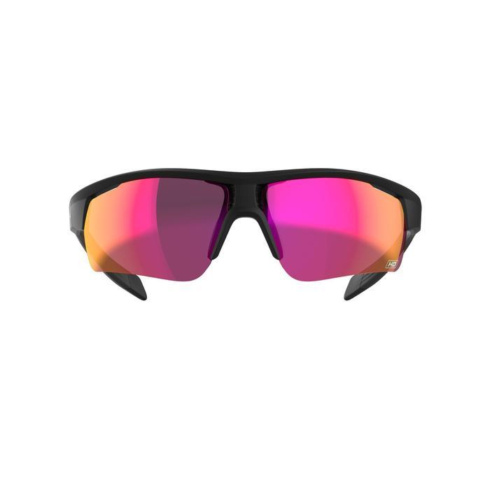 Wielrenbril RR500 categorie 3 HD zwart