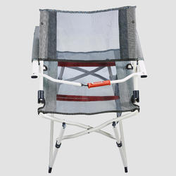 CHAISE DE TABLE PLIABLE ET CONFORTABLE POUR LE CAMPING - COMFORT