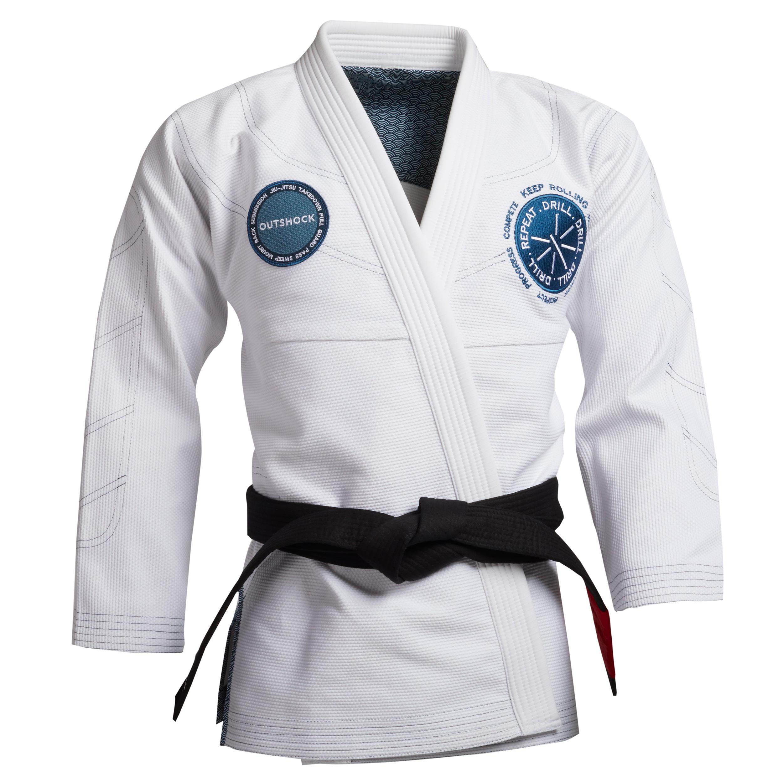 Kimono JJB 900 Alb imagine