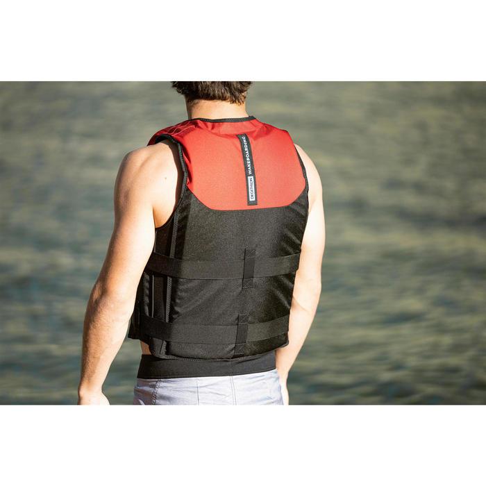 Zwemvest 50N voor wakeboarden en waterskiën