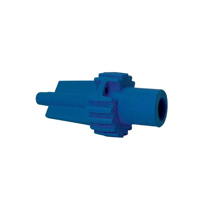 Embout de raccord pour valve pare battage et bumper