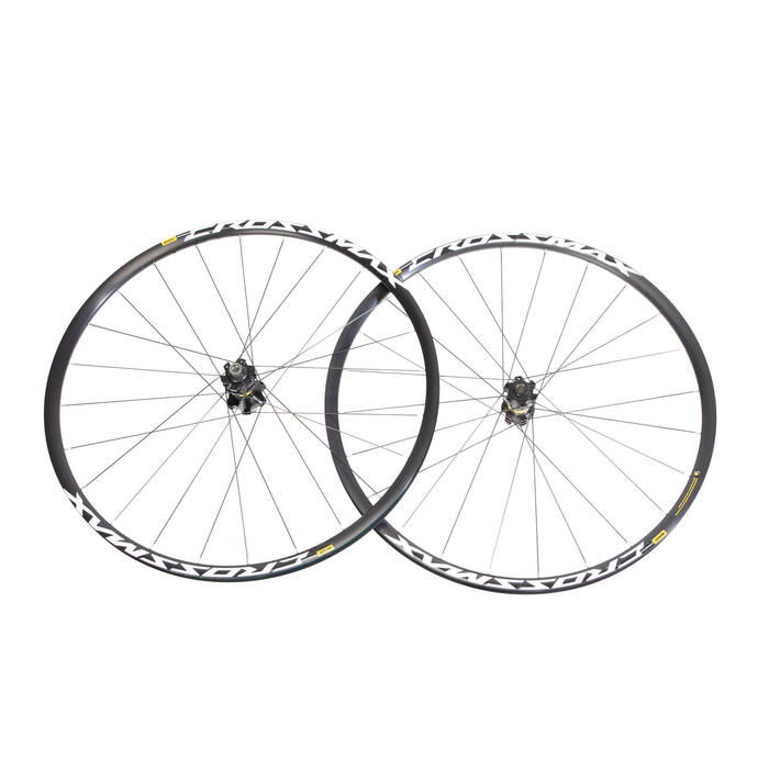 PAIRE DE ROUES CROSSMAX 27,5 BOOST TUBELESS READY