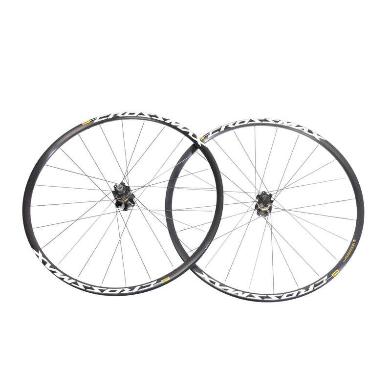 KOLA NA MTB Cyklistika - KOLA NA MTB 27,5 CROSSMAX MAVIC - Náhradní díly na kolo