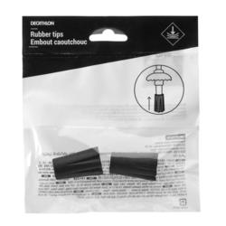 Set of 2 walking pole tips