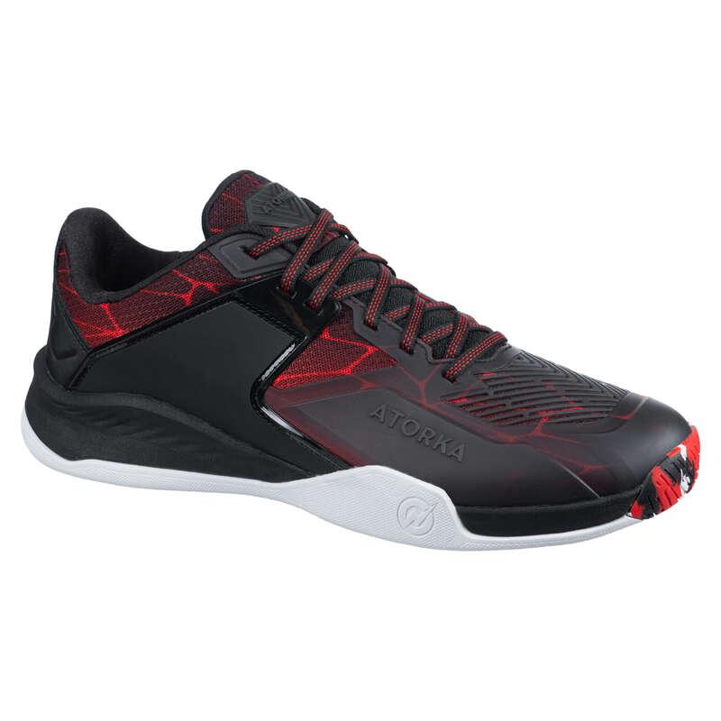 Férfi kézilabda ruházat, cipő USA csapatsportok, rögbi, floorball - Férfi kézilabda cipő Stronger ATORKA - Floorball