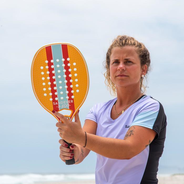 raquette de beach tennis BTR 500 O